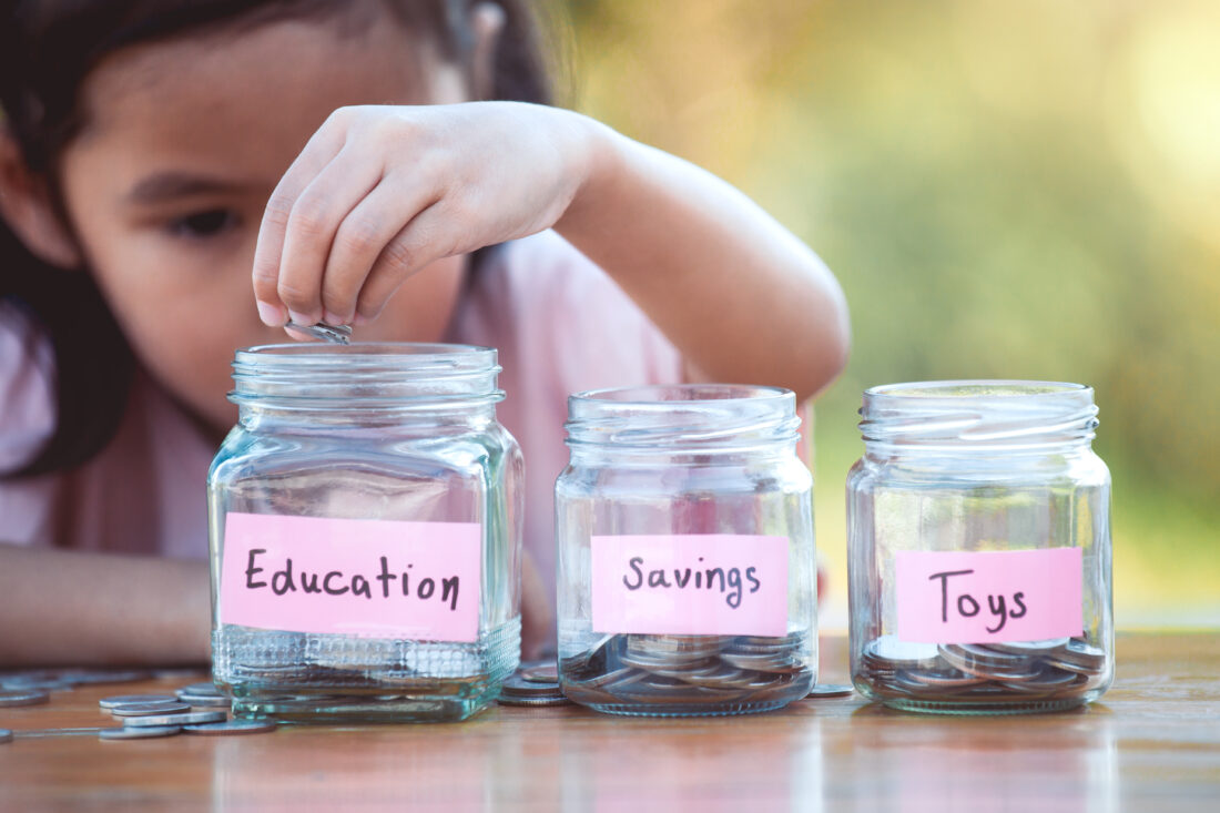 How to Teach Young Children About Saving Money
