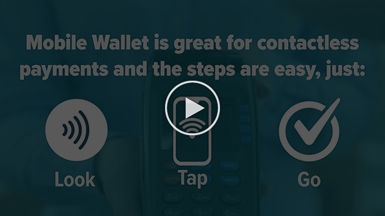 Add AMOCO to your Mobile Wallet Video